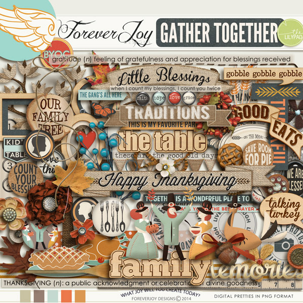 GATHER TOGETHER | by ForeverJoy