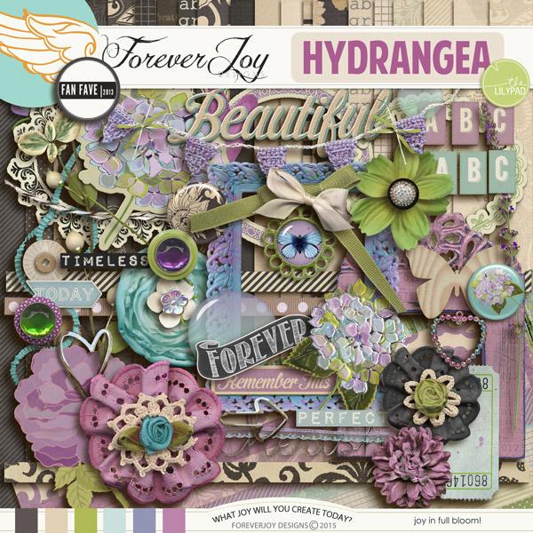 HYDRANGEA |BY FOREVERJOY