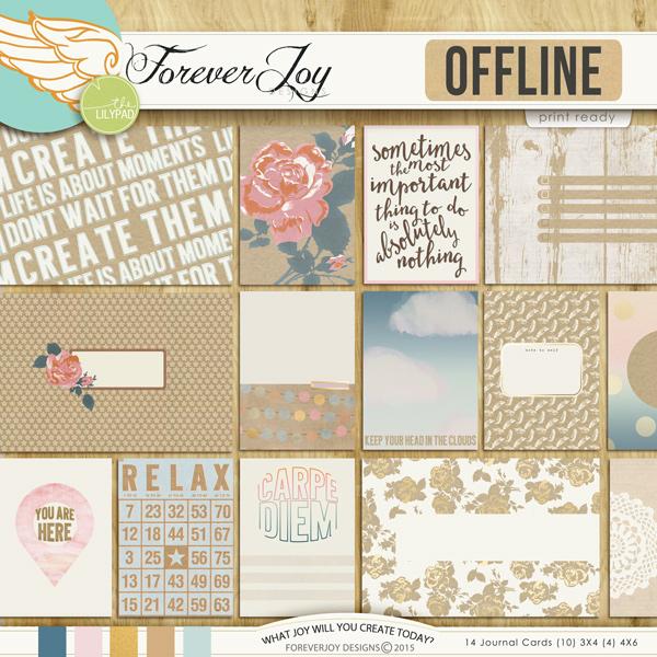OFFLINE | Digital Scrapbooking | by ForeverJoy