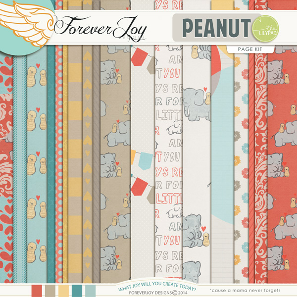 PEANUT | by ForeverJoy Designs