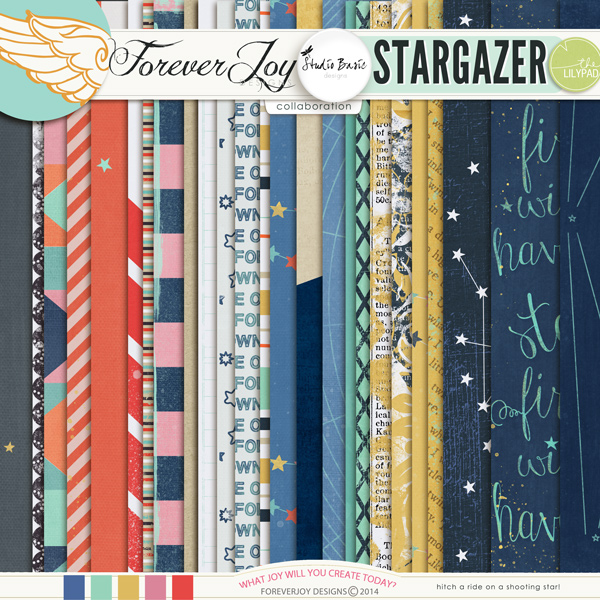 STARGAZER | a FOREVERJOY COLLAB