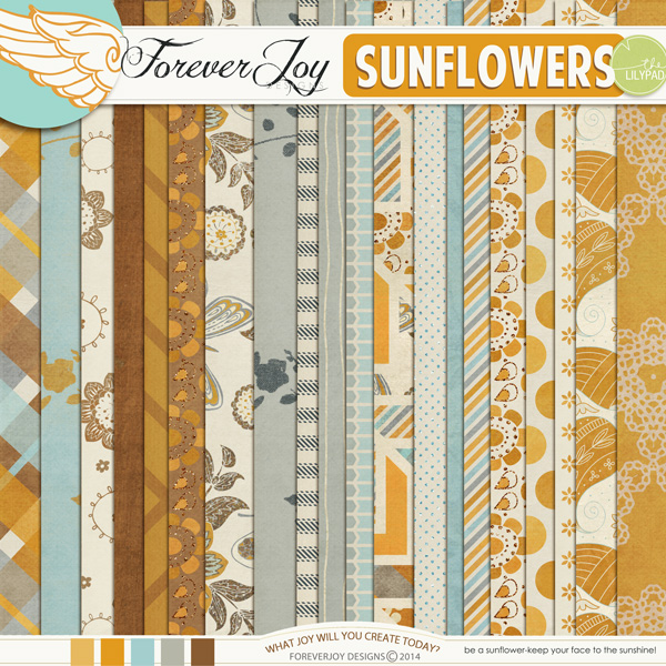 SUNFLOWERS | by ForeverJoy Designs