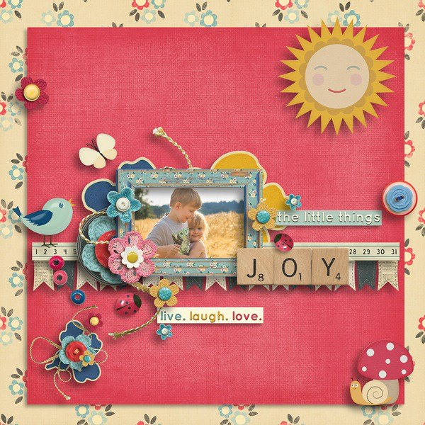 EVERYDAY JOY | by ForeverJoy Designs