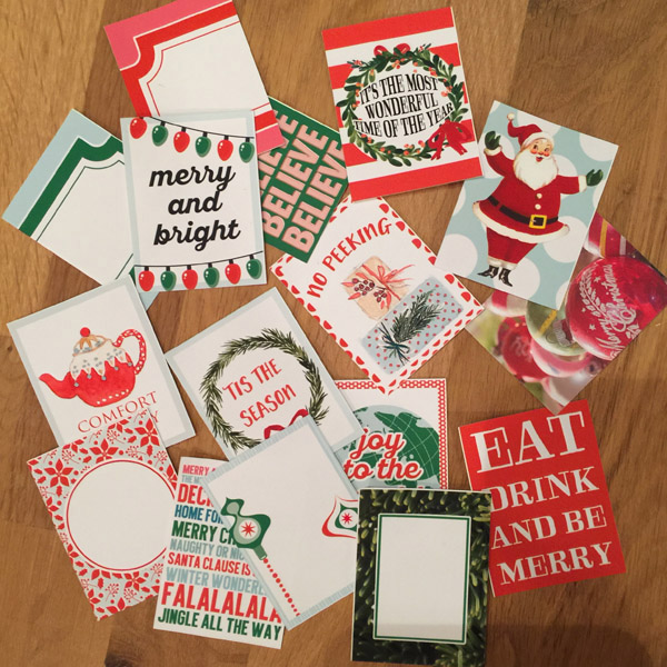 The JOYFUL PLANNER | HOLIDAY EDITION  by ForeverJoy Designs