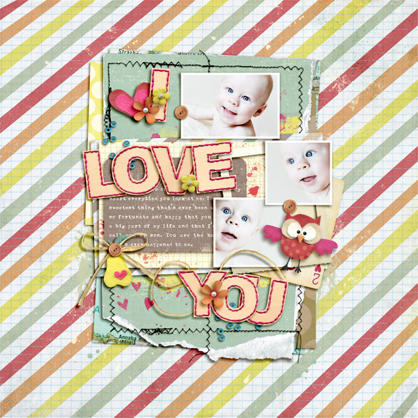 Layout by Liahra