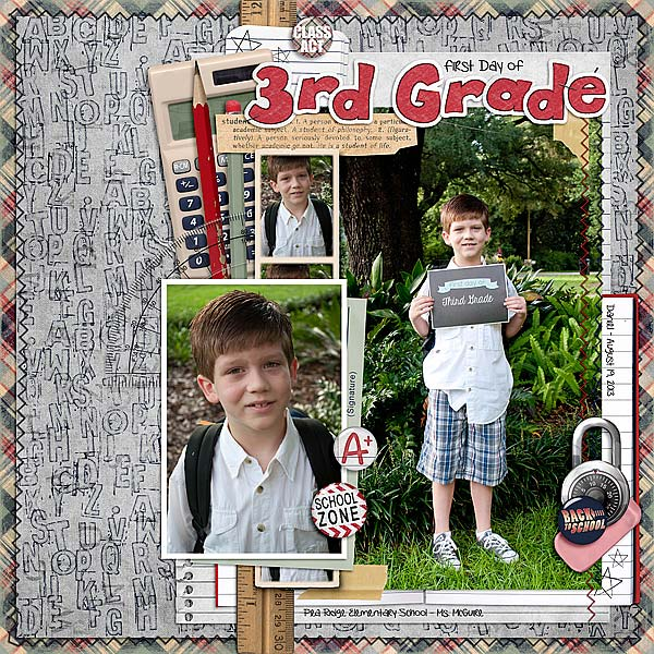 Layout by Olivia (LivyBug)
