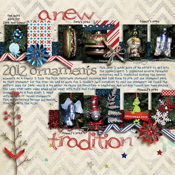 Layout by Christine
