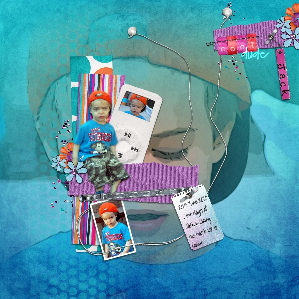 Layout by Anne N