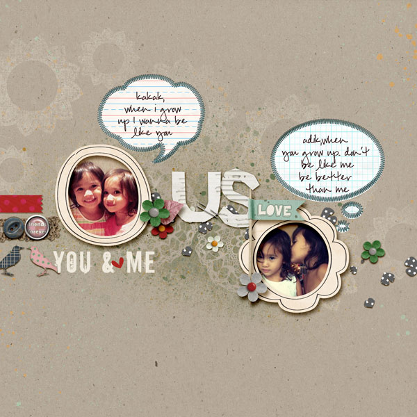 Layout by Li Li