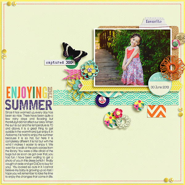 Layout by Tronesia