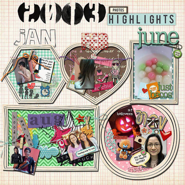 Layout by Agnes (purlz76)