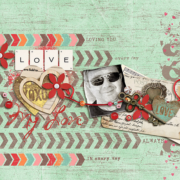 Layout by Amanda