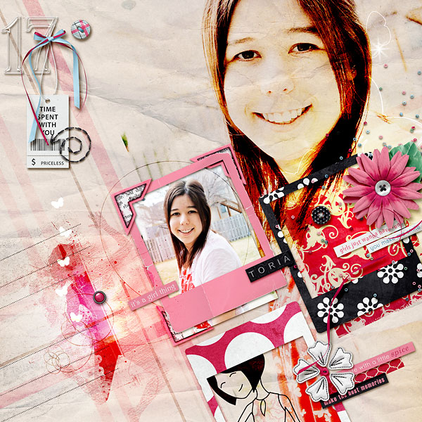 Layout by Amber