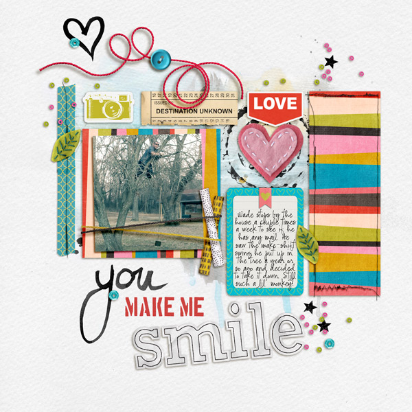 Layout by Melanie (melrio)