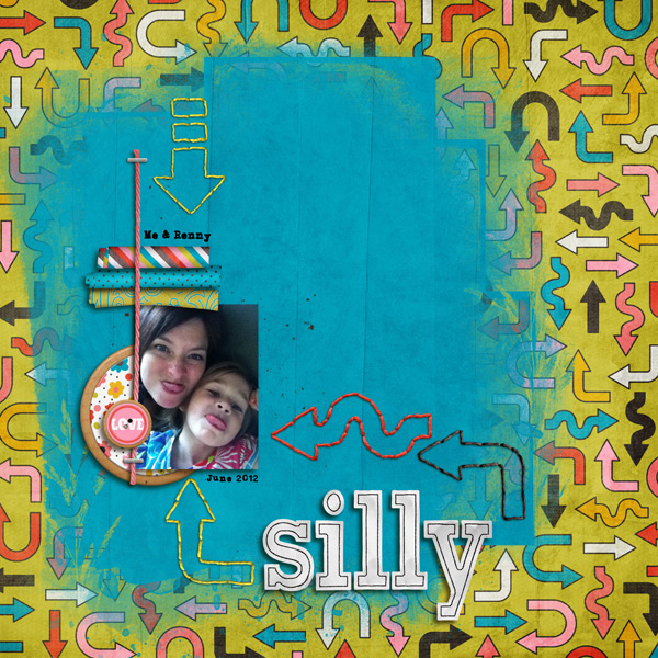 Layout by Shannon (Roboliver)