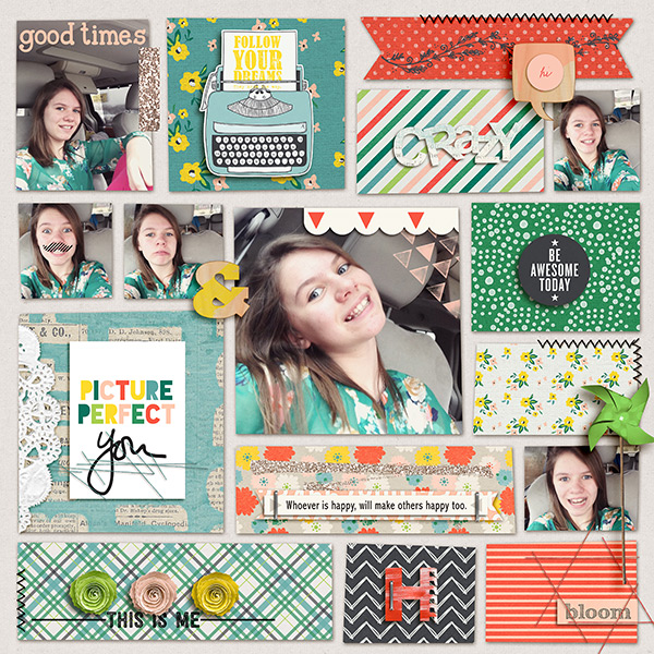 Layout by Amanda (gracielou)