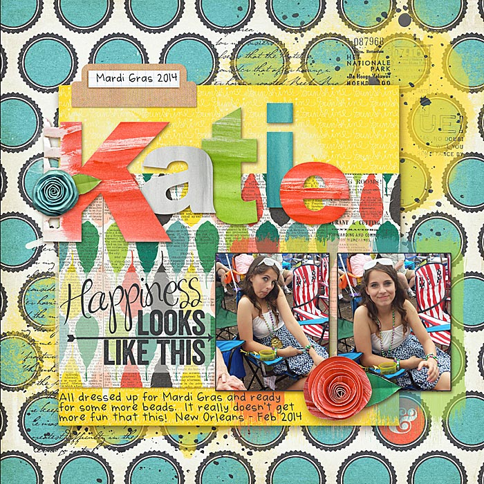 Layout by Juli (julifish)