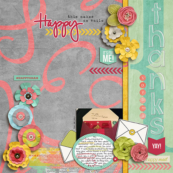 Layout by Stacy