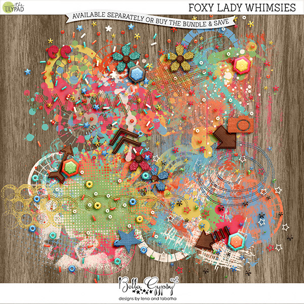 Foxy Lady Bundle