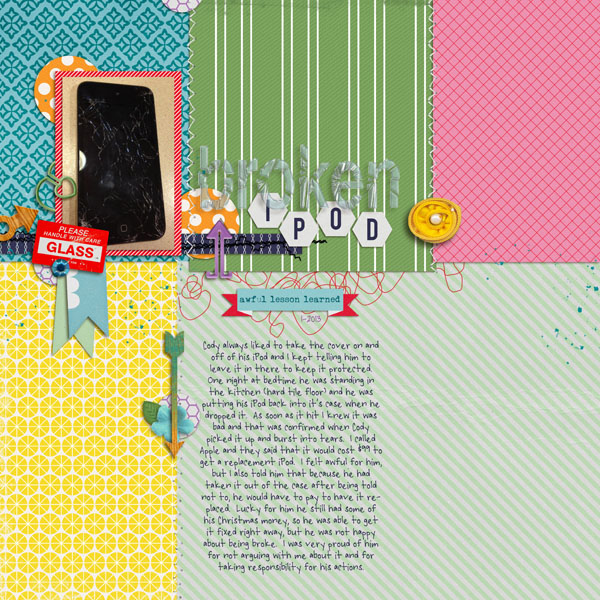Layout by Karen