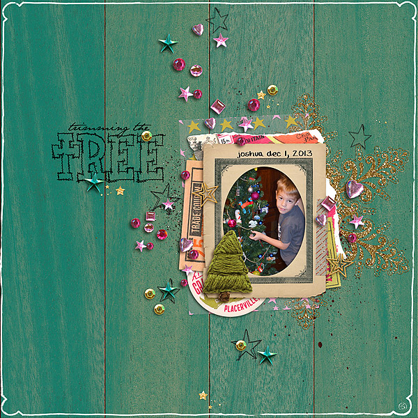 Layout by Trista