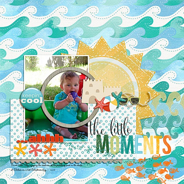 Layout by Ellie