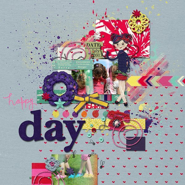 Layout by Hana