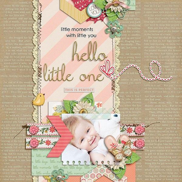 LITTLE DAYS | by ForeverJoy Designs