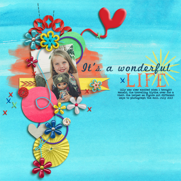 Layout by Shannon