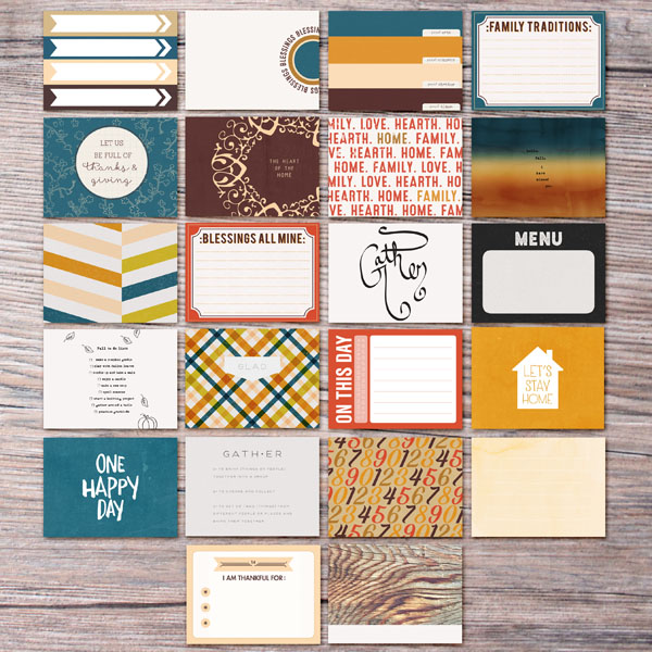 Gather horizontal 3x4