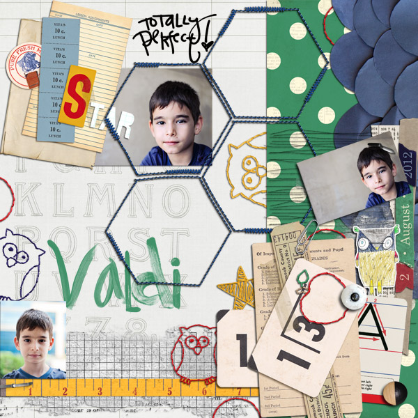 Layout by Iva