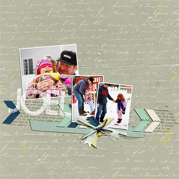 Layout by Rachel
