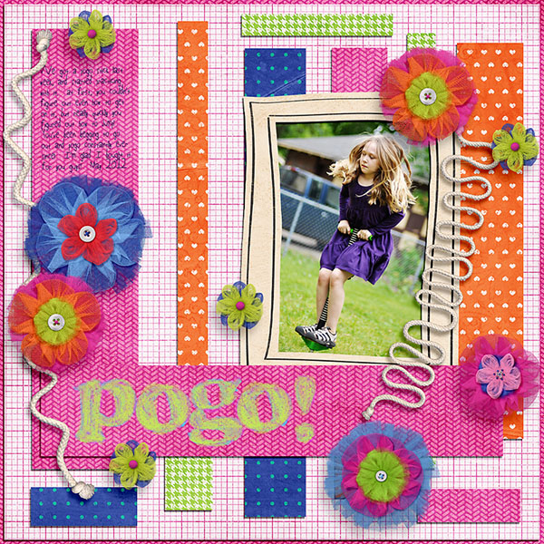 Layout by Kelley