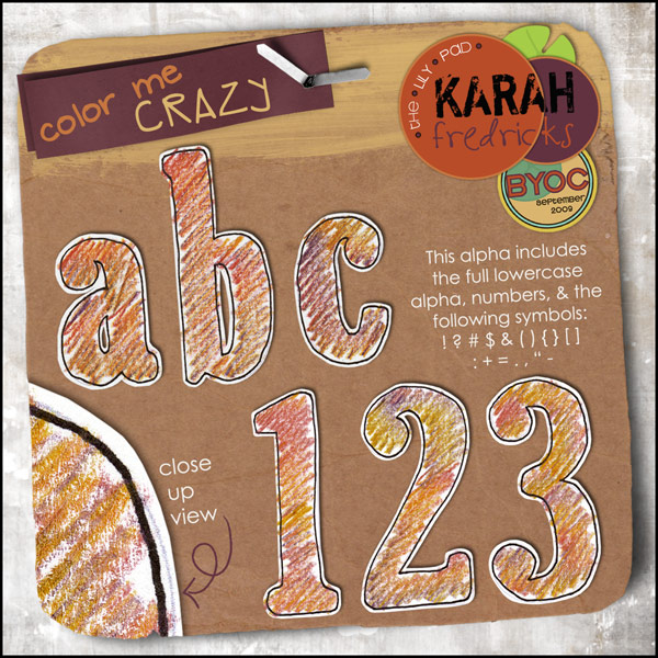 Color Me Crazy Alpha by Karah Fredricks