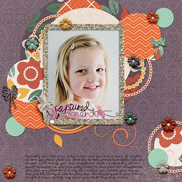 Layout by Kirsty