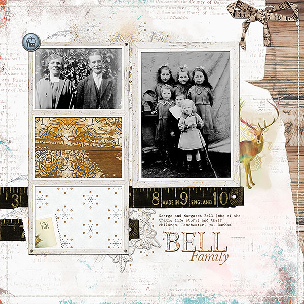 Bell Family by Lynn Grieveson