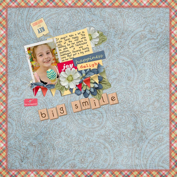 Layout by Melinda