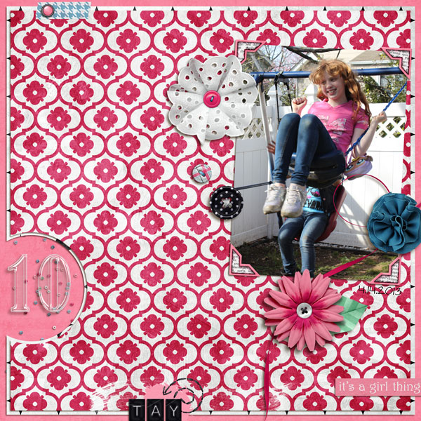 Layout by Robin