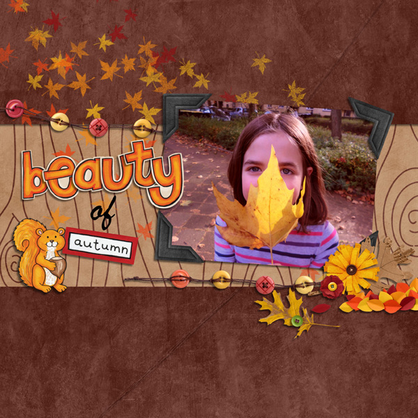 Layout by Rory
