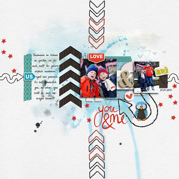 Layout by Madlen (domad)