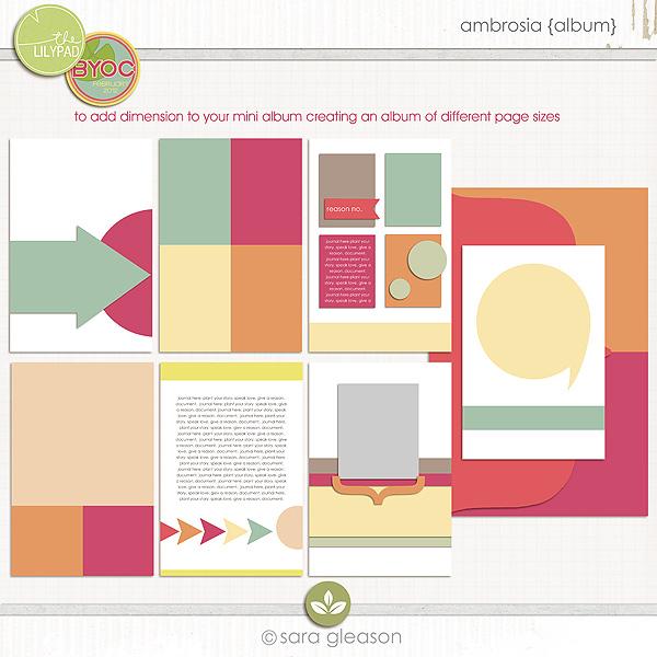 4x6 supplemental designs