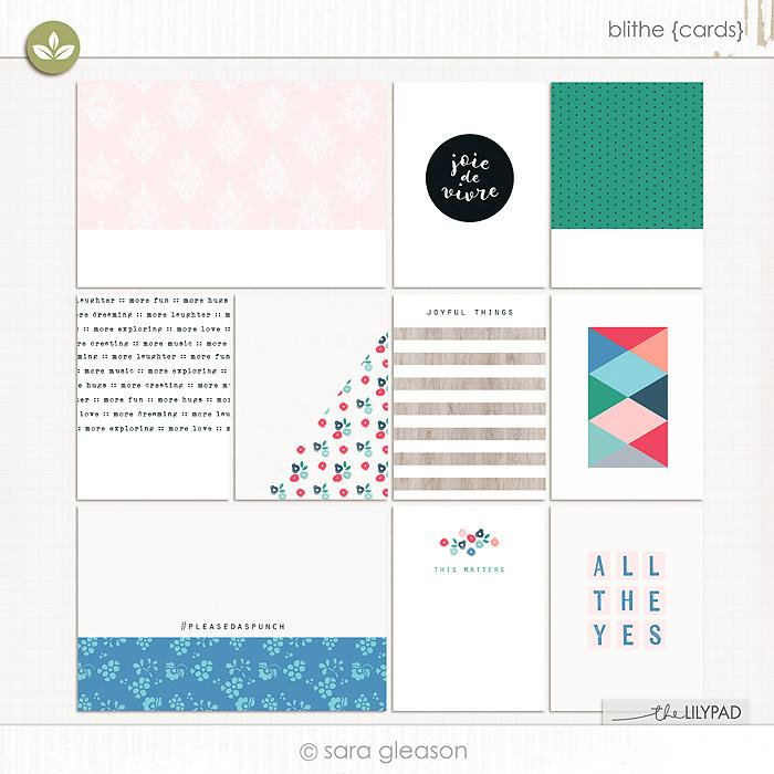 Blithe {cards}