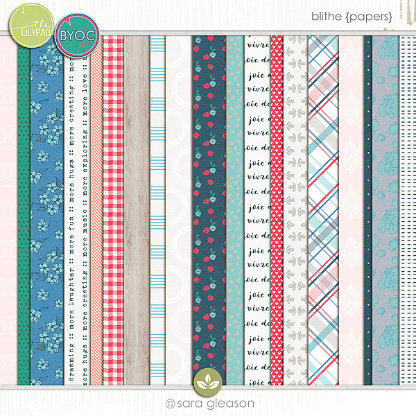 Blithe {papers}