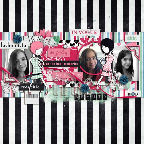 Layout by Valorie
