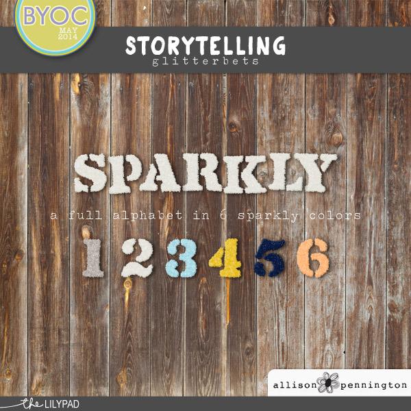 Storytelling: Glitterbets