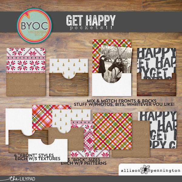 Get Happy: Pockets!!