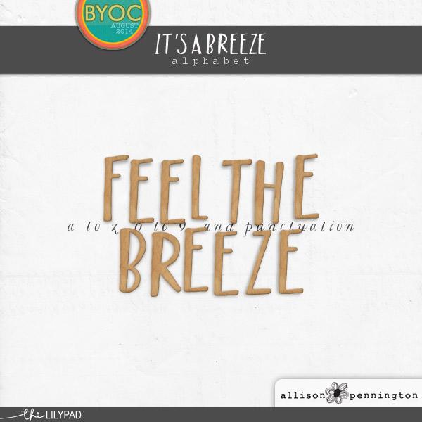 It's a Breeze: Alphabet