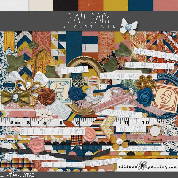 Fall Back: Full Kit