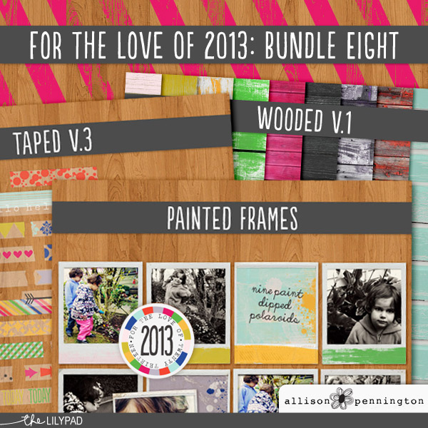 For the Love of 2013: Bundle 8