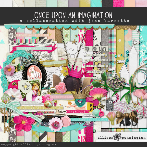 Once Upon an Imagination